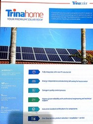 Solar Power Plant and Solutions