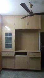 Designer PVC Cupboard