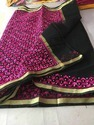 Kotta Saree.with Embroidered