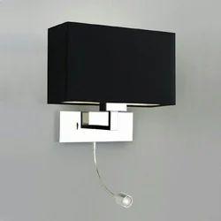 Warm White Square Wall Light
