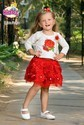 Kids Top Skirt