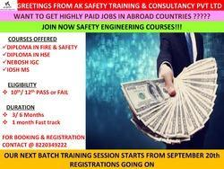 Fire And Safety Courses With Assured Placements