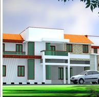 ARK Yartharajan Residential Construction