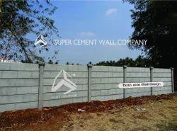 Concrete Folding Ready Made Boundary Compound Wall