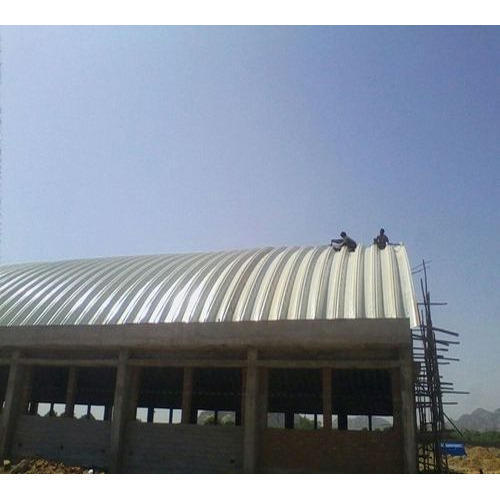Steel / Stainless Steel Standard Roofing Shed