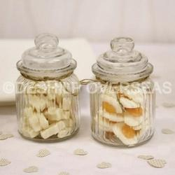 Candy Clear jar