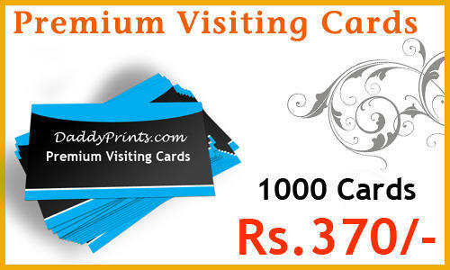 Visiting Card - Visiting Card Service Provider From Delhi