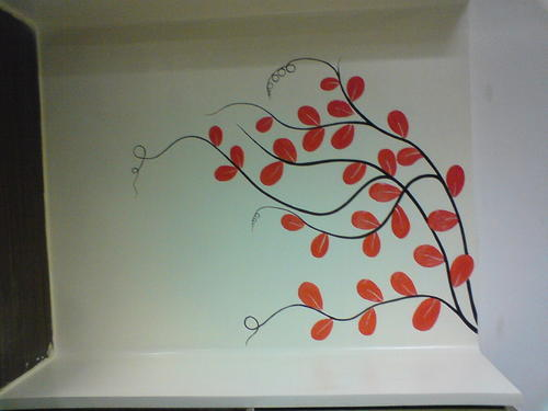 Office Wall Painting