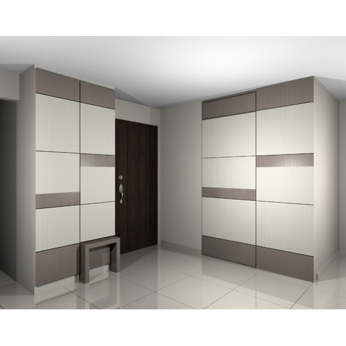 Laminated Wardrobe Manufacturer From