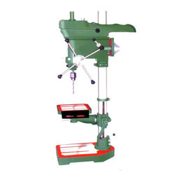 Fine Feed Pillar Drill Machines
