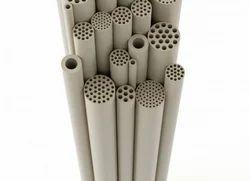 Porcelain Ceramic Tubes