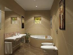 Washroom Interior Designs