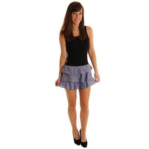 Mini Skirts At Rs 100pieces Short Skirts Id 11671153048