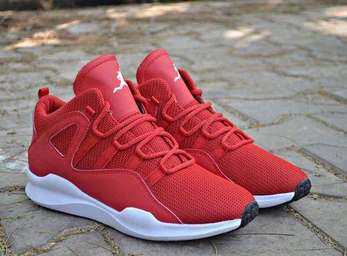 Red Jordan Shoes, Rs 4000 /pair