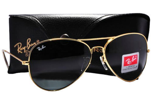 5a218e82af Black And Gold Ray Ban Aviators « One More Soul