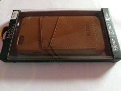 Mobile Leather Cover