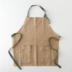 Jute Cooking Apron