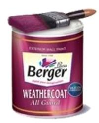 Lewis Berger WeatherCoat All Guard