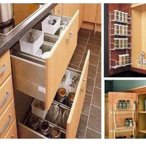 Modular Kitchen Rack At Rs 40000 Unit Kitchen Cabinet Storage