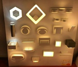 Wall Mounted LED Lights For Residential, Hotel, 20 To 50 W