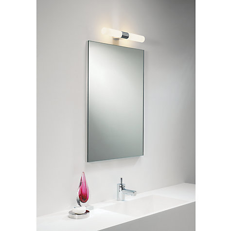 Bathroom mirror light krishna light arts and - Bathroom vanity mirror side lights ...