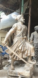Sambhaji Maharaj Statue