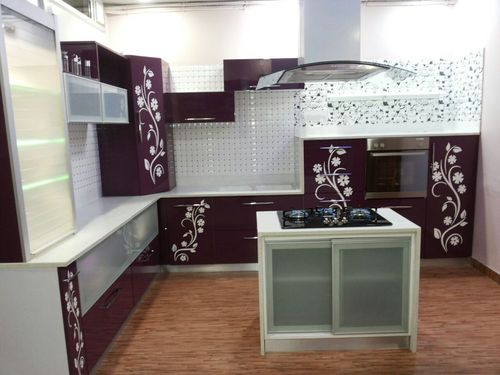 Poly Acrylic Kitchen Shutter   Fascia Acrylic Kitchen Shutters Manufacturer  From Pune
