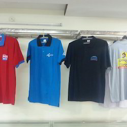Corporate T Shirts With Logo