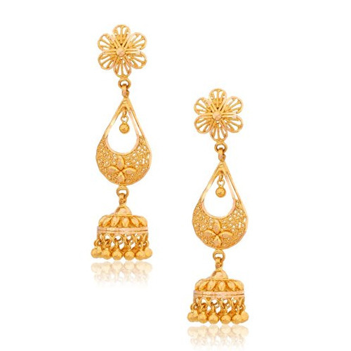 earphones design detail gold fashion price purple product with earring earrings jhumka buy jewelry stone
