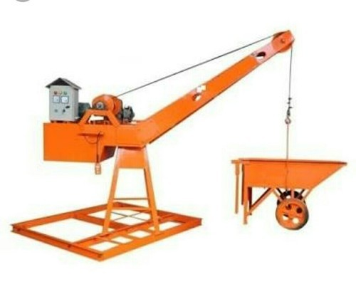 Monkey Lift, Capacity: 1-3 Ton, 3-6 Ton, 6-10 Ton