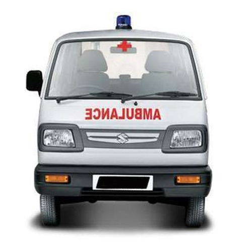 81cd8d9fdea50c Basic Life Support Ambulance Vehicle at Rs 600000  piece