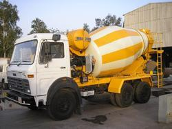 Transit Mixers Services Hire Services