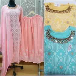 Palazzo Ladies Suit