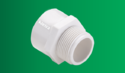 Upvc Male Coupling, Size: 20 To 110 Mm