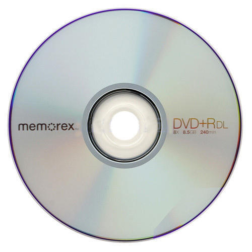 Moser Baer Blank DVD, Memory Size: 8 Gb, Rs 15 /piece A To Z Copy ...