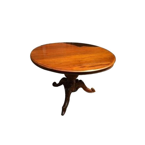 Wonderful Circular Dining Table