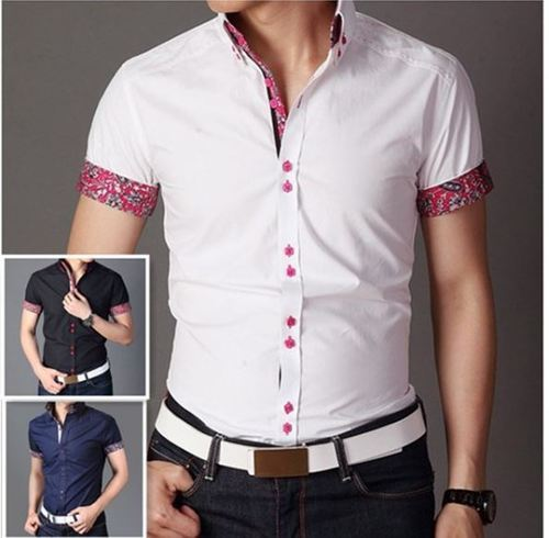 d7f9215f Men Casual Shirts | Saara Fashions | Manufacturer in Okhla, New ...