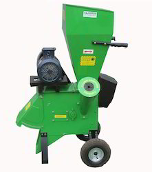 Portable Model Wood Chipper