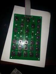 Dornier EDU Keypad