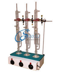 Soxhlet Extraction Unit