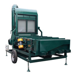 Soyabean Grading Cleaning Machine