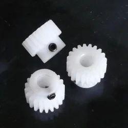Molded Plastic Gears