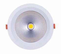 Midas 'Trans' LED COB Spotlight- 20W- Fixed Round Shape