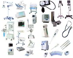 Medical College Instruments and Equipment's