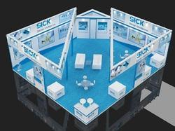 Modular Exhibition Stall Design Services