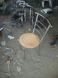 Steel Round Chair