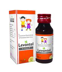 Anti-Allergic Cough Syrup (Montelukast & Levocetirizine)