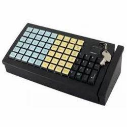 Black KB-6800 Programmable Keyboard