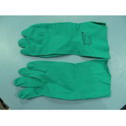 Canvas Safety Hand Gloves