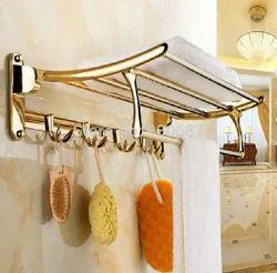 Bath Acc Folding Rack